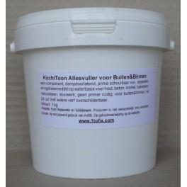 AllesVuller voor Buiten&Binnen OS - 1,0 kg